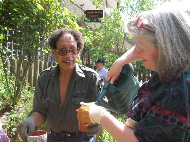 More Gardeners