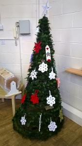 Crochet Christmas decorations!