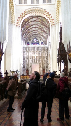 exploring the Cathedral