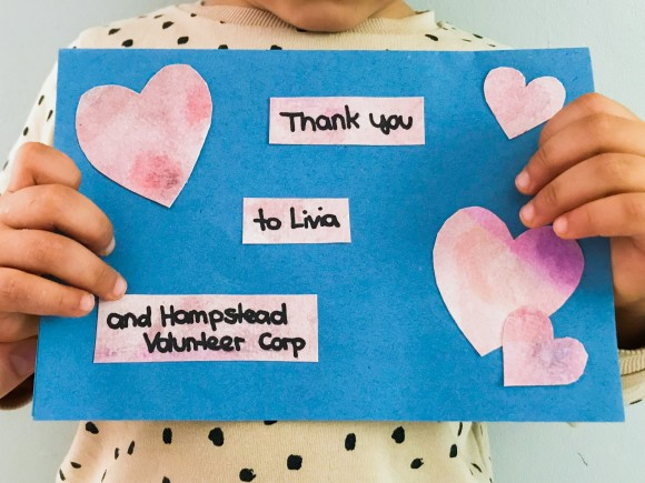 Thank you to Livia and HVC from Assa